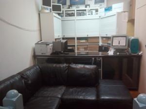 Service Center - Welcome Desk